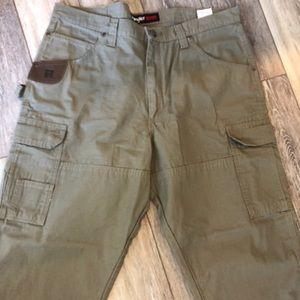 Wrangler Riggs cargo pants